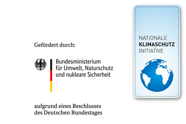 Logo Bundesumweltministerium zur Fördermaßnahme