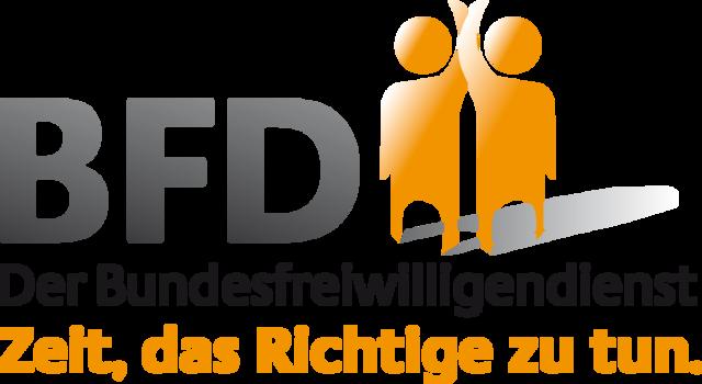 Logo des Bundesfreiwilligen Dienstes