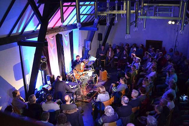 Jazz-Café im Sandbauernhof