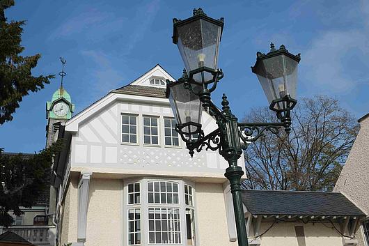 Das Haupthaus vom Birkenhof
