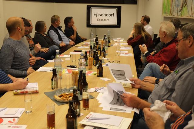 Runder Tisch der Heimatvereine zur Mundart-Aussprache der Ortsnamen