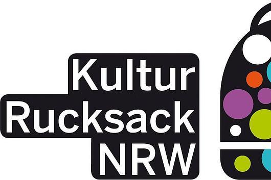Logo des Kulturrucksack NRW