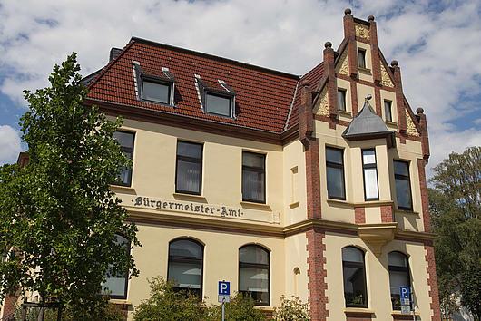 Altes Rathaus Regentenstraße Korschenbroich